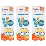 Cremer Minions Curativo C/10 (Kit C/06)