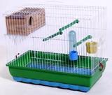 Criadeira Completa P/ Piriquitos e Outros Pássaros Ornamental