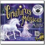 Criaturas Mágicas - Brinque-book