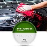 Cristalizador Automotivo Finisher 150g Cera Carnaúba