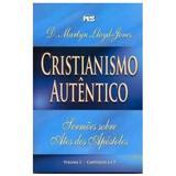 Cristianismo Autêntico Vol. 2 - Brochura - Editora pes