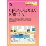 Cronologia Bíblica - Tim Dowley - Cultura cristã