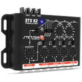 Crossover Stetsom STX52 Frequency Locked 4 Vias Mono ou Stereo Mesa Som Automotivo