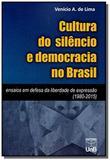 Cultura do silencio e democracia no brasil: ensaio - Unb