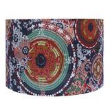 Cupula Tecido Boho Chic - 14cm x 9cm x 1cm - Trevisan Concept