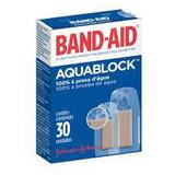 Curativo Band-Aid Aquablock 30 Unidades - Johnson  johnson