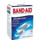 Curativo band-aid aquablock 30unid - Johnson johnson