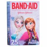 Curativo Band-Aid Decorado  Frozen 25unidades -Caixa