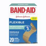Curativo band-aid flexvel 20 unidades - Johnson johnson