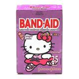 Curativo band-aid hello kitty 25 unidades - Johnson johnson
