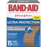 Curativo Band-Aid Ultra Proteção 15 Unidades