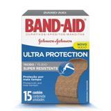 Curativo Band-Aid Ultra Protection Johnsons 15 Unidades