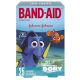 Curativo transparente band aid c/25 dory - Sem marca