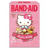 Curativos Band-Aid Hello Kitty - 25 Unidades - Johnson  johnson