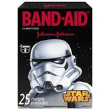 Curativos Band-Aid Star Wars - 25 Unidades - Johnson  johnson