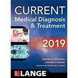 Current Medical Diagnosis And Treatment 2019 - Elsevier