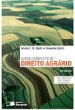 Curso Completo de Direito Agrário - 10ª Ed. 2016 - Saraiva