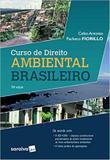 Curso de Direito Ambiental Brasileiro - 19ª Edição (2019) - Saraiva