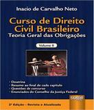 Curso De Direito Civil Brasileiro - Teoria Geral Das Obrigacoes - Vol Ii - 02 Ed - Jurua