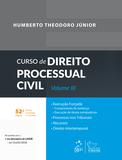 Curso de Direito Processual Civil - Vol. III - 52ª Edição (2019) - Forense