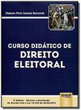 Curso didatico de direito eleitoral de acordo co01 - Jurua