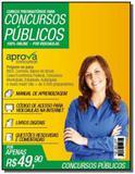 Cursos preparatorios p/ concursos pub  100 online - Iesde brasil