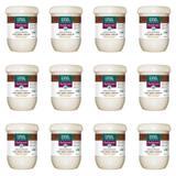 Dágua Natural Café Verde/argilas Creme P/ Massagem 650g (Kit C/12)