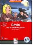 David and the black corsair - elementary - Disal editora