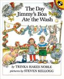 Day jimmys boa ate the wash, the - Penguin books (usa)