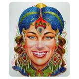 Decoração de Carnaval Painel Árabe Artes Decorativas - Festabox