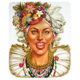 Decoração de Carnaval Painel Baiana Artes Decorativas - Festabox