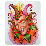 Decoração de Carnaval Painel Bobo da Corte Artes Decorativas - Festabox