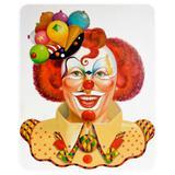 Decoração de Carnaval Painel Palhaço Artes Decorativas - Festabox