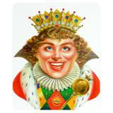 Decoração de Carnaval Painel Rei Momo Artes Decorativas - Festabox