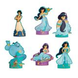 Decoração de Mesa do Aladdin kit com 6 unid - Regina