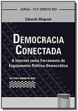 Democracia conectada a internet como ferramenta de - Jurua