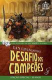 Desafio dos campeoes - vol. 10 - coleçao fighting fantasy - Jambo