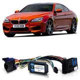 Desbloqueio De Multimidia BMW Série 6 2014 a 2017 Com DVD de Fabrica FT VF BM12 - Faaftech