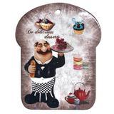Descanso de Panela Chef Cook - Dynasty