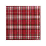 Descanso De Panela Vermelho 21x21x0,5cm - Cromus: 1751156
