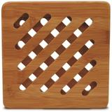 Descanso Para Travessas Quadrado em Bambú - TYFT - Yoi