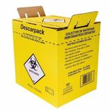 Descarpack Coletor Perfurocortante 13 L (Kit C/06)