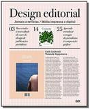 Design editorial - Jornais e revistas / Mídia impressa e digital