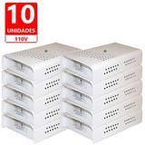 Desumidificador  Anti Mofo Eletrônico Anti Ácaro e Fungos - 10 unidades - Capte