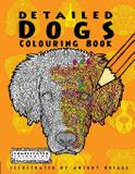 Detailed Dogs - Complicated coloring