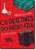 Detetives do Prédio Azul, Os: Os Mistérios de Mila - Pequena zahar - jorge zahar