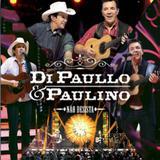 Di Paullo  Paulino - Não Desista - CD - Som livre