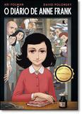 Diário de Anne Frank em Quadrinhos, O - Record - grupo record