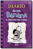 Diário de Um Banana: a Verdade Nua e Crua - Vol.5 - Capa Brochura - Vergara  riba