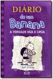 Diario De Um Banana-vol.05-verdade Nua e Crua-esp. - Vergara e riba - carapicuiba